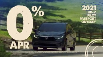 Honda Memorial Day Sale TV Spot, 'Ready to Drive Home Now' [T2] - Thumbnail 8