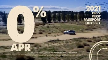 Honda Memorial Day Sale TV Spot, 'Ready to Drive Home Now' [T2] - Thumbnail 5