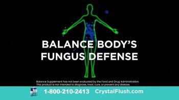 Crystal Flush TV Spot, 'Eliminate Toenail Fungus: Nail Renewal' - Thumbnail 5
