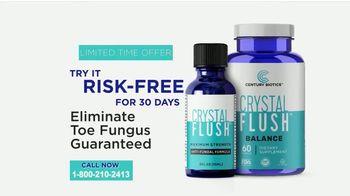 Crystal Flush TV Spot, 'Eliminate Toenail Fungus: Nail Renewal' - Thumbnail 8