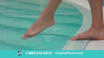 Crystal Flush TV Spot, 'Eliminate Toenail Fungus: Nail Renewal' - Thumbnail 9
