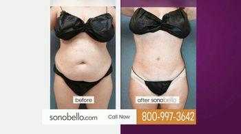 Sono Bello TV Spot, 'Stubborn Fat Is Not Your Fault: $250 Off'