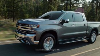 Chevrolet Memorial Day Chevy Drive Event TV Spot, 'Anywhere' [T2]