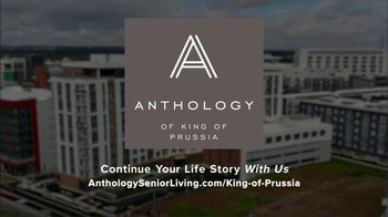 Anthology Senior Living of King of Prussia TV Spot, 'Continue Your Life Story' - Thumbnail 10