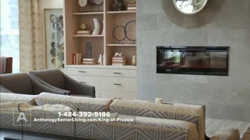 Anthology Senior Living of King of Prussia TV Spot, 'Continue Your Life Story' - Thumbnail 3