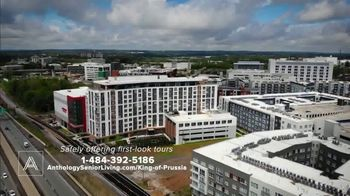 Anthology Senior Living of King of Prussia TV Spot, 'Continue Your Life Story' - Thumbnail 4