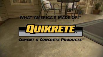 QUIKRETE TV Spot, 'Expensive Replacement' - Thumbnail 9