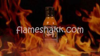 "Flame Shakk ""Kick Em"" Wing Um"" Sauce TV Spot, 'Bring Food to Life' - Thumbnail 9"