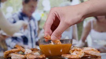 "Flame Shakk ""Kick Em"" Wing Um"" Sauce TV Spot, 'Bring Food to Life' - Thumbnail 4"