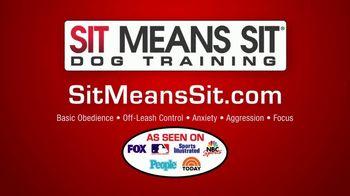 Sit Means Sit TV Spot, 'Who Walks Who?' - Thumbnail 5