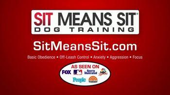 Sit Means Sit TV Spot, 'Who Walks Who?' - Thumbnail 7