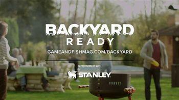 Game & Fish TV Spot, 'Backyard Ready: Stanley Tools' - Thumbnail 8