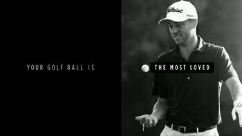 Titleist TV Spot, 'Your Golf Ball Is' - 33 commercial airings
