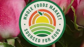 Whole Foods Market TV Spot, 'Sourced for Good: Flowers' - Thumbnail 2