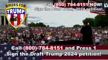Bikers for Trump TV Spot, 'Rapid Decline' - Thumbnail 7
