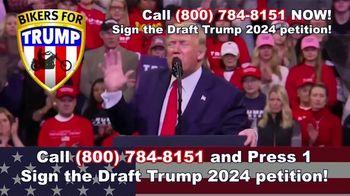 Bikers for Trump TV Spot, 'Rapid Decline' - Thumbnail 9