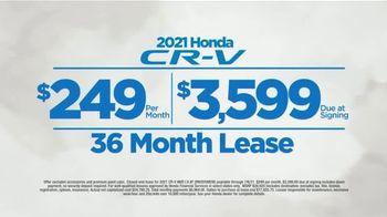 2021 Honda CR-V TV Spot, 'In Stock and Available Now: CR-V' [T2] - Thumbnail 5