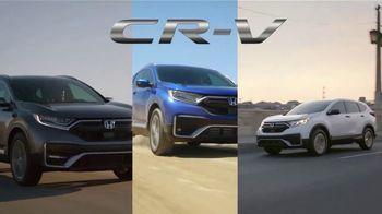 2021 Honda CR-V TV Spot, 'In Stock and Available Now: CR-V' [T2] - Thumbnail 8