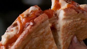 Papa John's Parmesan Crusted Papadia TV Spot, 'Look at That' Song by Jack Harlow - Thumbnail 9