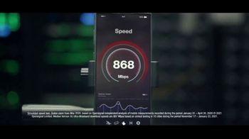 Verizon TV Spot, '5G Built Right: Fastest 5G in the World' - Thumbnail 6