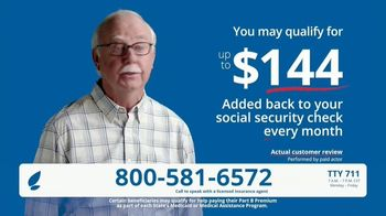 GoHealth TV Spot, 'Did You Know: Social Security Check'