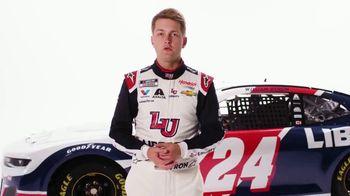 Liberty University TV Spot, 'More Than a Sponsor' Featuring William Byron - Thumbnail 7