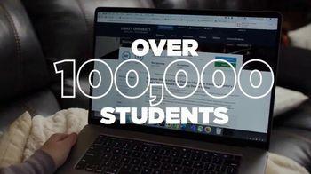 Liberty University TV Spot, 'More Than a Sponsor' Featuring William Byron - Thumbnail 5