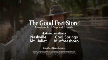 The Good Feet Store TV Spot, 'Cowboy Boots' - Thumbnail 8