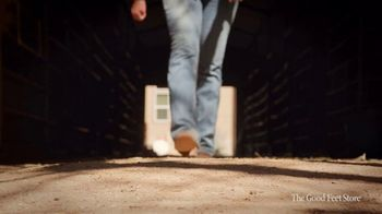 The Good Feet Store TV Spot, 'Cowboy Boots' - Thumbnail 1