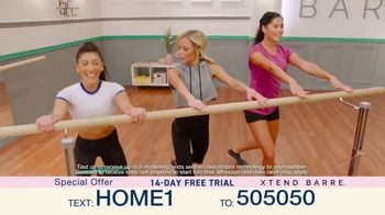 Xtend Barre openfit TV Spot, 'Stream Workouts to Any Device' - Thumbnail 10