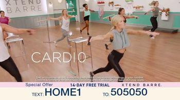 Xtend Barre openfit TV Spot, 'Stream Workouts to Any Device' - Thumbnail 4