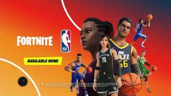 Fortnite TV Spot, 'NBA Skins: Battle Bus' - Thumbnail 8