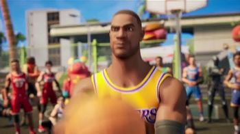 Fortnite TV Spot, 'NBA Skins: Battle Bus' - Thumbnail 2