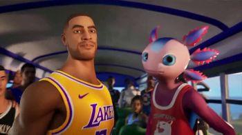 Fortnite TV Spot, 'NBA Skins: Battle Bus' - Thumbnail 7