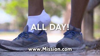 Mission Cooling Hats TV Spot, 'Established Leader in Cooling Technology' - Thumbnail 8