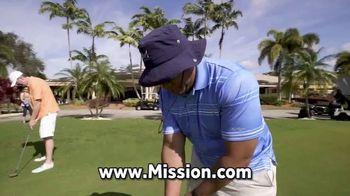 Mission Cooling Hats TV Spot, 'Established Leader in Cooling Technology' - Thumbnail 4