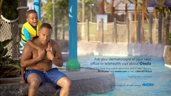 Otezla TV Spot, 'Little Splash, Big Moment: Water Park' - Thumbnail 9