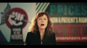 Power to the Patients TV Spot, 'A Patient's Right' Featuring Susan Sarandon, Cynthia Erivo - Thumbnail 9