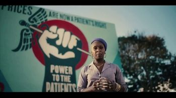 Power to the Patients TV Spot, 'A Patient's Right' Featuring Susan Sarandon, Cynthia Erivo - Thumbnail 2