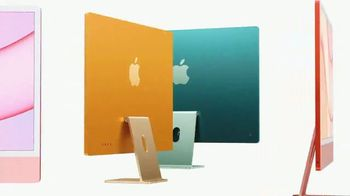 Apple iMac TV Spot, 'Introducing the New iMac' Song by Lizzo - Thumbnail 3