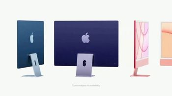 Apple iMac TV Spot, 'Introducing the New iMac' Song by Lizzo - Thumbnail 7