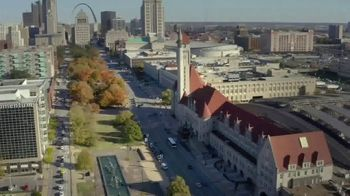 Explore St. Louis TV Spot, 'In the Know: Represents' Ft. John Goodman, Sterling K. Brown, - Thumbnail 1