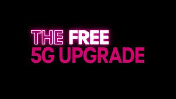 T-Mobile TV Spot, \'The Free 5G Upgrade\'