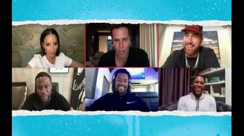 2021 NFL Draft-A-Thon TV Spot, 'Pandemic Recovery' Feat. Kay Adams, Russel Wilson, Michael Strahan - 174 commercial airings