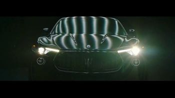 2020 Maserati Levante TV Spot, \'What Does Luxury Sound Like?\' [T2]