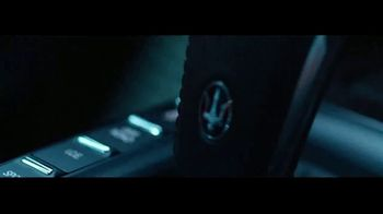2020 Maserati Ghibli TV Spot, 'Behind the Wheel' [T2]