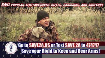 CCRKBA TV Spot, 'Stop Feinstein Gun Bill' - Thumbnail 4