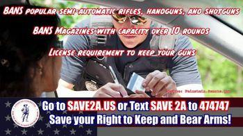 CCRKBA TV Spot, 'Stop Feinstein Gun Bill' - Thumbnail 5
