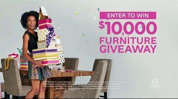 Ashley HomeStore TV Spot, 'Arlington Grand Re-Opening: $10,000 Furniture Giveaway' - Thumbnail 5