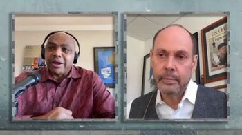 The Steam Room TV Spot, 'A New Year for the Steam Room' Featuring Charles Barkley, Ernie Johnson Jr